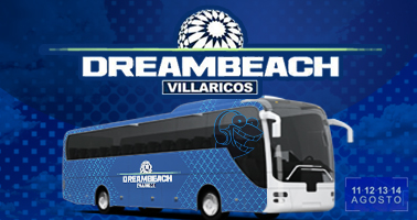 Transporte Dreambeach