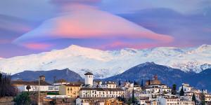 Recorre Granada con Desayuno y viaje en Tren Turístico Granada City Tour