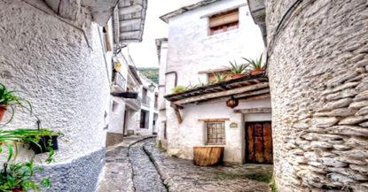 Lanjarón (Alpujarra) - Alojamiento 2* + Desayuno o Media pensión