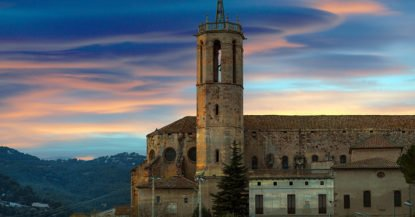 Qué ver en Caldes de Montbui • Ciudad histórica de Barcelona