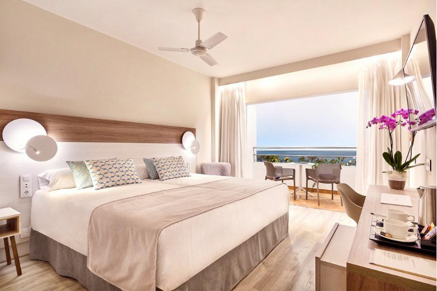 Habitación con vistas al mar del Hotel Palladium-Benalmádena